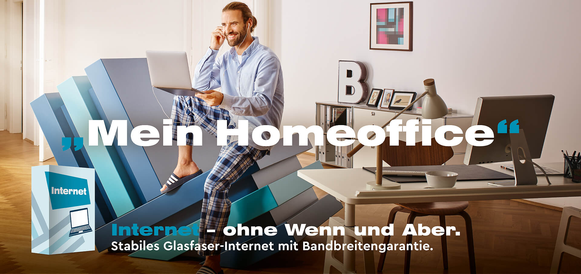 LIWEST Internet für Home Office
