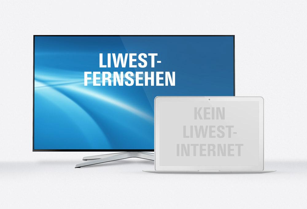 fernsehen und internet verbinden liwest ein kabel alle medien. Black Bedroom Furniture Sets. Home Design Ideas